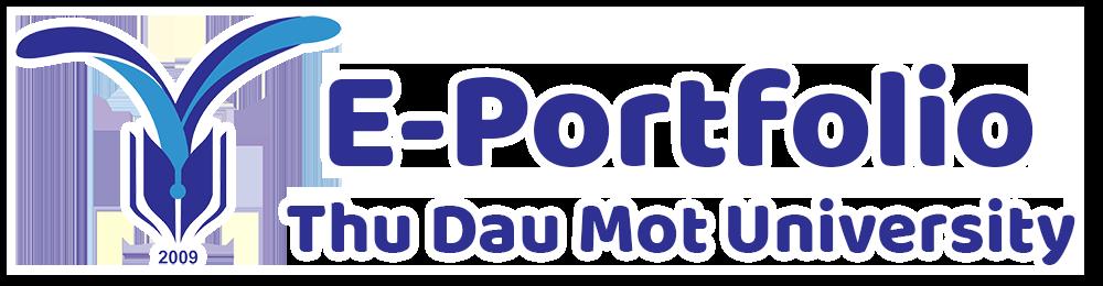 E-Portfolio - Đại học Thủ Dầu Một